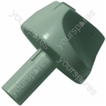 Electrolux White Top/Main Oven Control Knob