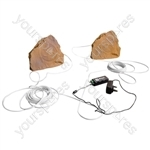 Eagle Bluetooth Garden Speaker Kit - Colour Sandstone