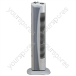 Tower Fan with Timer - Type EU 2 pin