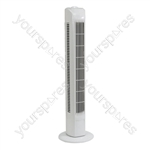 Tower Fan - Type EU Schuko