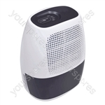Prem-I-Air 16 L 'Xtreem 16' Moisture Absorbing Dehumidifier with 3 L Tank Capacity - Type EU Schuko