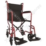Aidapt Steel Compact Transport Wheelchair
