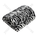 Aidapt 4-in-1 Support Cushion - Colour Black/White Zebra
