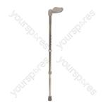 Aidapt Ergonomic Aluminium Walking Stick - Size Small