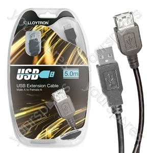 5.0m USB Extension Cable (MA-FA)