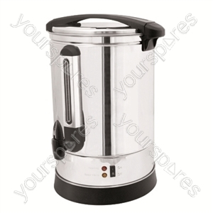 20Ltr 2500w Stainless Steel Catering Urn/Water Boiler