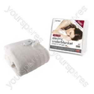 STAYWARM Double Size Underblanket (Deluxe Fleece) - (150 x 140cm) - BEAB