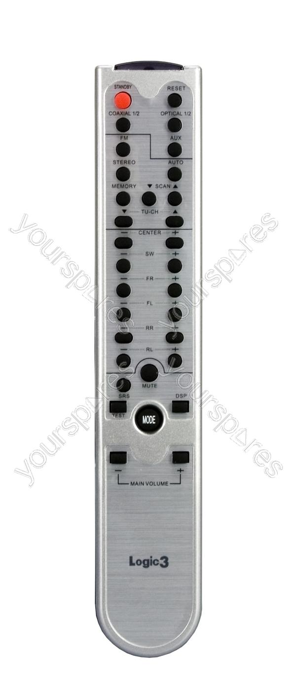 Soundstage 5 1 Uk Version Tx101b By Logic3