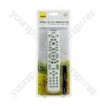 XB360 Pro DVD Remote  - White