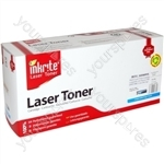 Inkrite Laser Toner Cartridge compatible with Epson C900 QMS2300C Cyan (Hi-Cap)