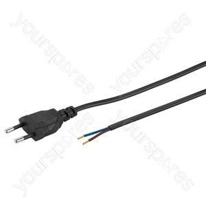 AC Power Cord - Mains Cable