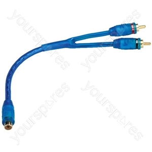 Y-Adaptor Cable - Audio Y Cable Adapters