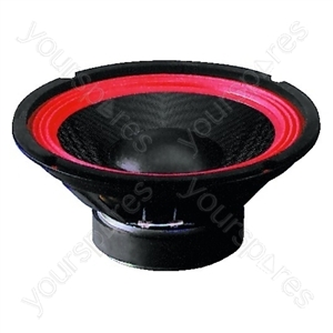 PA Woofer - Pa And Power Midrange Speaker, 50 w, 8 ω