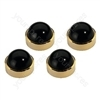Cabinet Spikes - Set Of Resonance Absorbers For Speakers