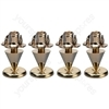 Cabinet Spikes - Set Of Speaker Spikes (4 Pcs.)