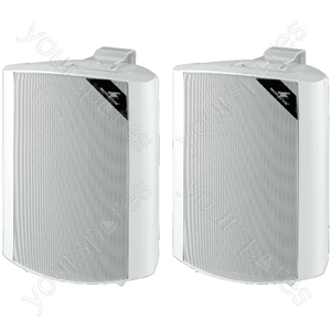 2way Speaker Cabniet - Pair Of 2-way Speaker Systems, 60 w<sub></sub>, 4 ω
