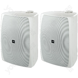 2way Speaker Cabinet - State-of-the-art Speaker Systems Of An Appealing Design With High-quality Speaker Technology:
