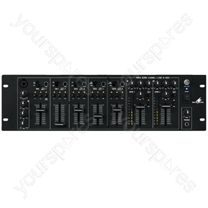 Stereo Mixer - 2-zone Mixer