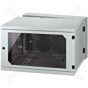 """Wall Mounted Cabinet - Wall-mounted Housings For 482mm(19"""") Devices"""