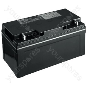 Lead Battery - Series Of Rechargeable Lead Batteries, 12v