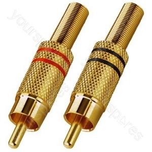 Cinch Plug - Rca Plug-in Connectors