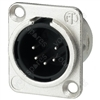 XLR Plug - Xlr Panel Connectors, 5 Poles