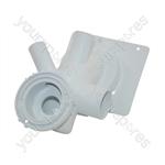 Zanussi WD1015 Washing Machine Filter Housing