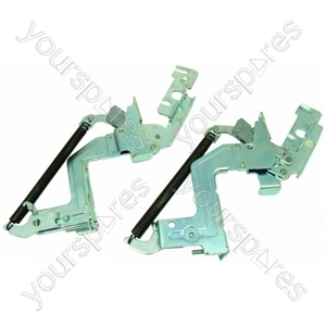 Electrolux Dishwasher Door Hinge Kit