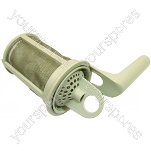 AEG Light Grey Dishwasher Filter