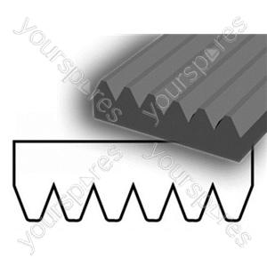 Electrolux Washing Machine PolyVee Belt - J6