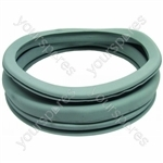 Zanussi WD1012 Door Gasket Grey