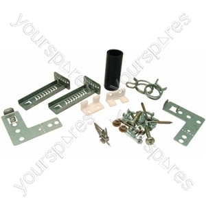 Bosch Dishwasher Mounting Set