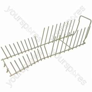 Bosch Dishwasher Wire Lower Basket Plate Holder Insert