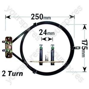 Bosch 2500 Watt Circular Fan Oven Element