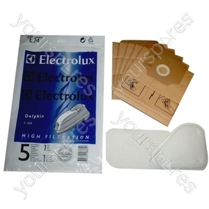 Electrolux E24 Vacuum Bags