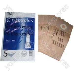Electrolux E80 Vacuum Bags