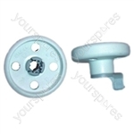Bosch Lower Dishwasher Basket Wheels - Pack of 2