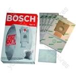 Bosch G Vacuum Bags