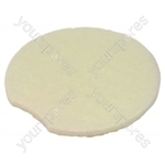 Bosch Round Protective Vacuum Motor Filter