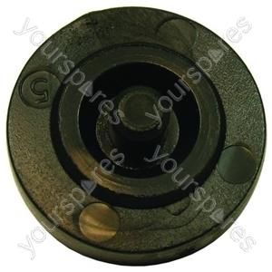 Numatic (Henry) Vacuum Slip Ring Roller/Wheel Assembly