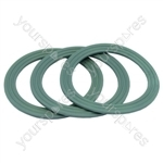 Kenwood Blender Sealing Ring - Pack of 3