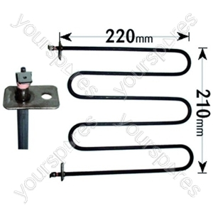 Grill Element Carron 1250w