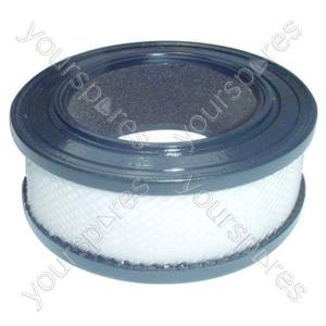 Exhaust Medium Vacuum Filter