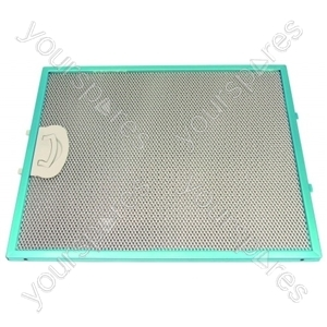 Aluminium Grease Cooker Hood Filter (25cm X 30cm)