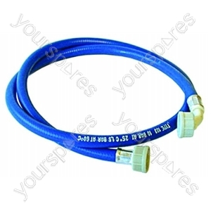 Fill Hose Blue 1.5 Bagged