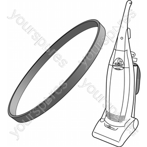 Hoover Purepower Vacuum Belts