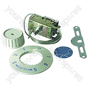 Refrigerator Thermostat Kit Ranco Vc1/vl1