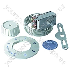 Thermostat Kit Ranco Vr6/vl6