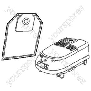 Electrolux Z4460 Vacuum Bags