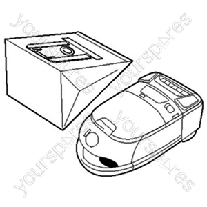 Electrolux Excellio Vacuum Bags